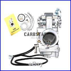 HSR42mm Carburetor For Harley Davidson HSR42 TM42 Evo Twin Cam Carb
