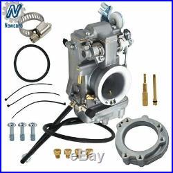 HSR42mm for Mikuni Carburetor Harley Davidson HSR42 TM42-6 Evo Twin Cam Carb