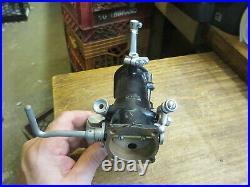 Harley 1937-1948 All U models Model 51 m51 Carburetor
