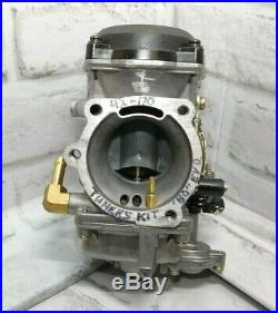 Harley 27206-93A Carb EVO 80 with Tuner's Kit 42/170 Refurbished
