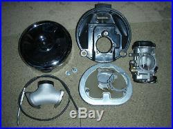 Harley Carb Refurbished 80 inch EVO CV kit 42/165 30 day warranty