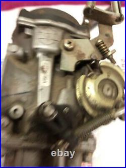 Harley Cv Carb Carburetor Sportster Evo Softail Oem Ironhead Shovelhead