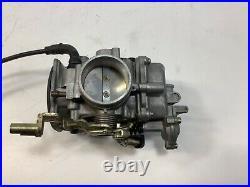 Harley Davidson 2000 Softail Deuce Keihin Carburetor For Parts 27429-00