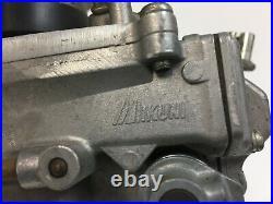 Harley Davidson 2004 FXST Softail Mikuni California CA Carburetor Cleaned