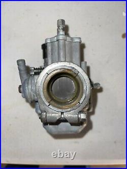 Harley-Davidson Aermacchi Dellorto SH2/24 Carburetor Baja TX125 SX125
