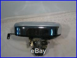 Harley Davidson B83hue26 B83h Carburetor, Intake And Air Cleaner, Keihin