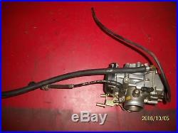 Harley Davidson Buell 40mm CV Cabruretor Choke Cable