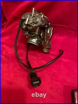 Harley Davidson CV Carburetor From 93 Flstn Oem 27038-92