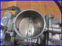 Harley Davidson Carburetor CV 27038-92 OEM 40mm Touring Softail Dyna Sportster