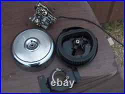 Harley Davidson Carburetor Carb Assembly