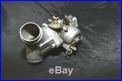 Harley Davidson Carburetor Shovelhead Big Twin Carburetor AMF B88D & S&S 367X GC