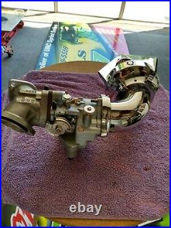 Harley Davidson/Custom Chopper Hi Performance Carburetor, Spike Air Cleaner