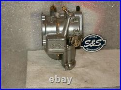 Harley Davidson FXRP FXR FXS Police OEM S&S Shorty E Carburetor Like NEW
