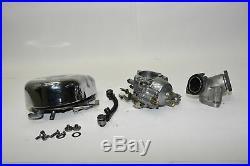 Harley-Davidson Fat Boy S&S E Shorty Carburetor S&S Intake 1707 S&S Air Cleaner