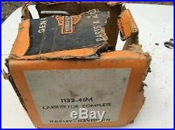 Harley-Davidson Genuine Vintage Original Knucklehead Flathead Panhead Carburetor