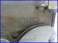 Harley Davidson HSR 42mm MIKUNI CARBURETOR EVOLUTION TWIN CAM