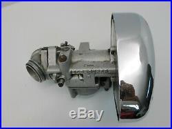 Harley Davidson Ironhead Panhead Shovelhead S&S Super B Carburetor withManifold