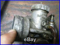 Harley Davidson Ironhead Sportster 900 Rear Shock Cover Carburetor Manifold +cap