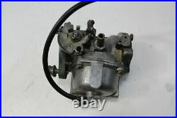 Harley Davidson Ironhead Sportster XL FL FX Keihin 27155-76A Carburetor