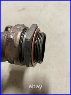 Harley Davidson J Model JD Vintage Engine Motor Manifold Carb Carburettor Parts