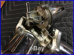 Harley Davidson Knucklehead, Panhead SU Carburetor. Very Nice