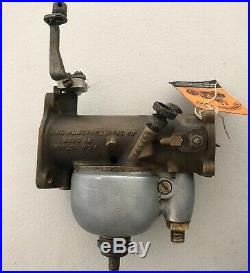 Harley Davidson Linkert M45A Carb 1 1/2 inch Four bolt for big twin. Mod 2-398