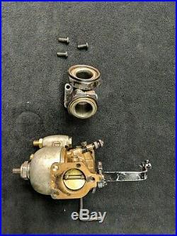 Harley Davidson M16 Vintage Linkert Carburetor Flathead Servi