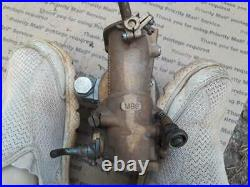 Harley Davidson M88 Carburetor 45 flathead wl wr wla trog antique