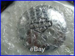 Harley Davidson Motorcycle Accessory Fan Kit Black 91551-00 Original New