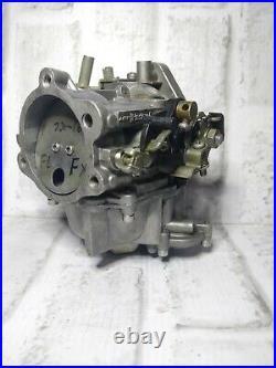 Harley Davidson OEM 81 FL FX 38mm Shovelhead Carb 72/165 8