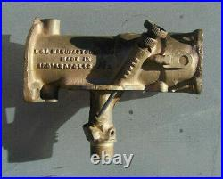 Harley Davidson OEM Linkert M88 Carburetor Body for 45ci WL, WLA