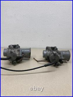Harley Davidson OEM XR750 Xr1000 Carburetors Dellorto PHF 36 HD