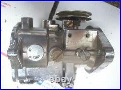Harley Davidson Panhead Chrome Zenith Carburetor knucklehead shovelhead bobber