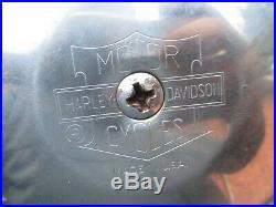 Harley Davidson Panhead Linkert Carburetor M-74b M74b Air Cleaner Nice