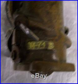 Harley Davidson Panhead Linkert M74b Carburator