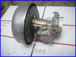 Harley Davidson Panhead S&S Super B Carburetor Aircleaner knucklehead shovelhead