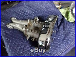 Harley Davidson S&S Dual Throat carburetor Panhead shovelhead knucklehead
