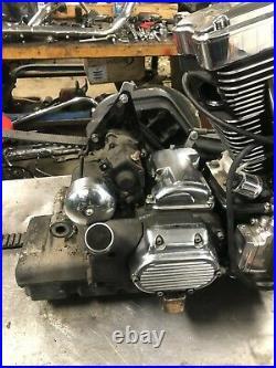 Harley Davidson S&S S & S V80 EVO 2020 engine and carburetor