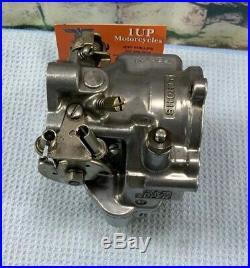Harley Davidson S&S Super E Carburetor 2001 XL1200 Used S37