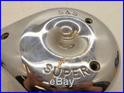 Harley Davidson S&S Super E Carburetor 84-92 Softail Touring Dyna Evo 86-90 XL
