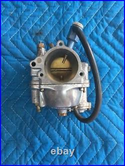 Harley Davidson S&S Super E Shorty Carburetor