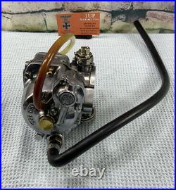 Harley Davidson S&S SuperGCarburetor Polished Thunder Jetted By Zipper G72