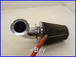 Harley Davidson SCREAMIN EAGLE HEAVY BREATHER AIR CLEANER CARB MODEL TWIN CAM