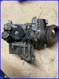 Harley Davidson Shovelhead Carb Carburetor Keihin Sportster FX FL FLH Manifold