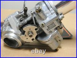 Harley-Davidson Shovelhead Carburetor S&S Super Shorty G D-4