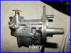 Harley Davidson Shovelhead Knucklehead Vintage S & S Super B Carburetor
