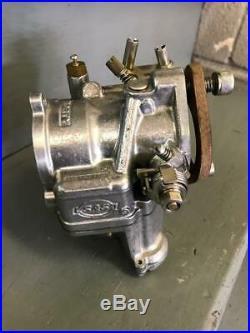 Harley Davidson Shovelhead Panhead Evolution Sportster S&S E SS Carburetor Super
