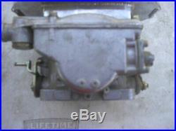 Harley Davidson Shovelhead Weber Carburetor