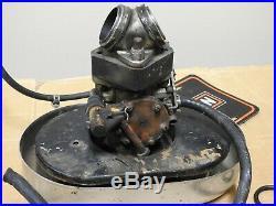 Harley Davidson Sportster Ironhead 67 Tillotson Carburetor Hd 1b With Intake