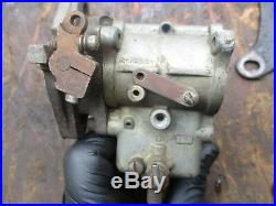 Harley Davidson Sportster Xlch Xlh Ironhead L&l Linkert D-12 Carburetor Manual